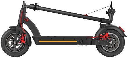 MS Energy E-romobil e10 black