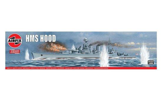 Airfix HMS Hood 1/600