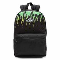 Vans Batoh By New Skool Backpac Black/Slime UNI