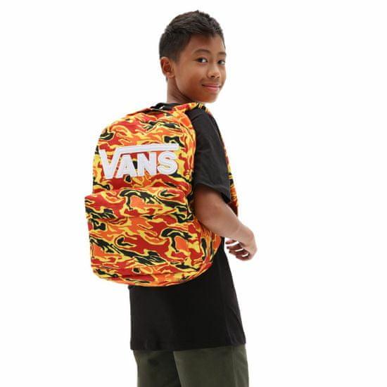 Vans Batoh By New Skool Backpac Flcm Morng