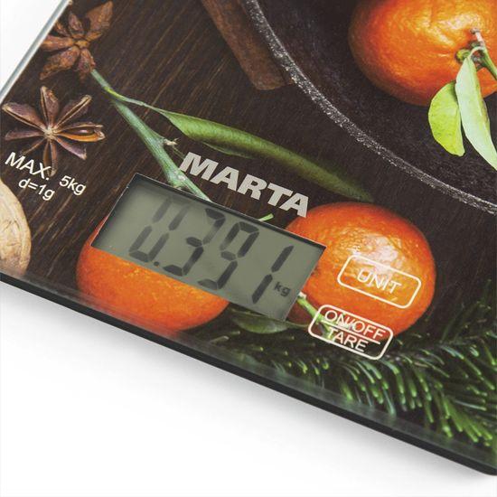 MARTA Kuchynská váha MT-1636