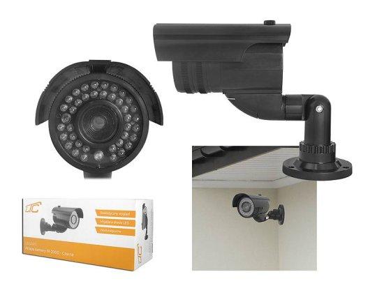 LTC Varnostna kamera, slepa realističen videz