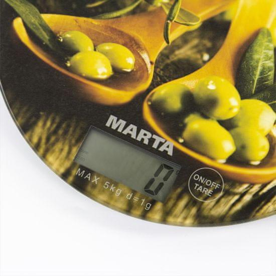 MARTA Kuchynská váha MT-1635