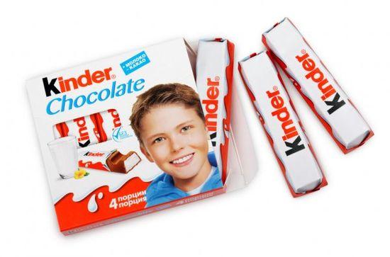 KINDER čokoláda t4 50g