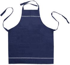 Orion Kuchyňská zástěra bavlna MODROTISK