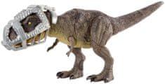 Mattel figurka Jurassic World T-Rex atakuje