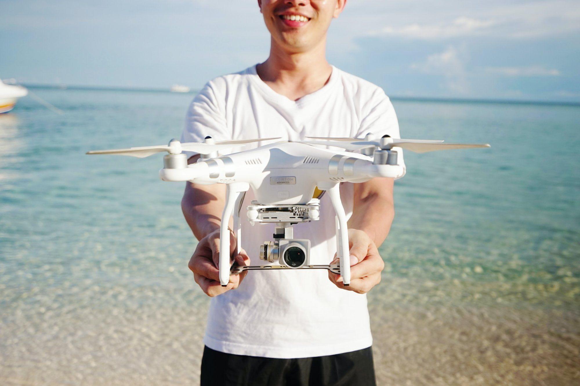 Co rozhoduje při výběru dronu?