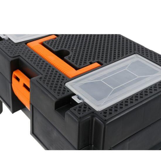 Koopman klupa s kutijom za alat, 50 × 33 × 31 cm (1311118830)