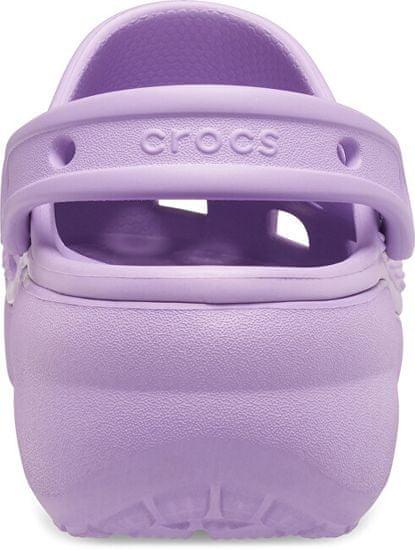 Crocs Ženski copati Class ic Platform Clog 206750-5PR
