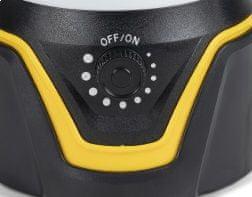 Kampa Dometic Beacon lanterna, 30 LED, rumena