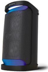 SRS-XP500 Bluetooth zvočnik, črn + DARILO: Brezplačna naročnina 3 mesece DEEZER Premium paket