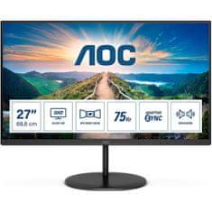 AOC Q27V4EA monitor, 68.6 cm, IPS, QHD