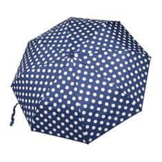 Doppler Dámsky skladací dáždnik Ballon 700165PBL Blue