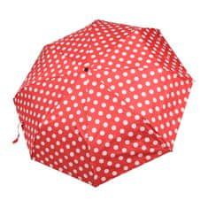 Doppler Damskiskładany parasolBall on 700165PBLRed