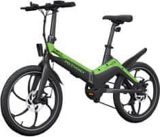 Vivax MS Energy E-bike i10, czarny zielony