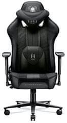 Diablo Chairs X-Player 2.0, dětská, černá (5902560337808)