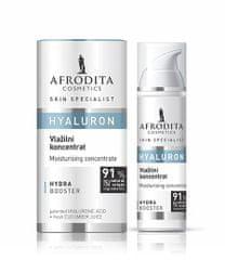 Kozmetika Afrodita Skin Specialist Hyaluron vlažilni koncentrat