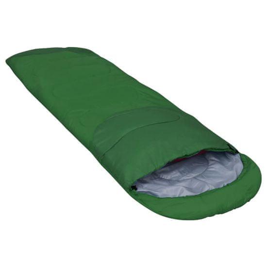 shumee Lekki śpiwór, zielony, 15℃, 850 g