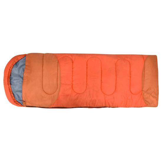 shumee Lekki śpiwór, pomarańczowy, 15℃, 850 g
