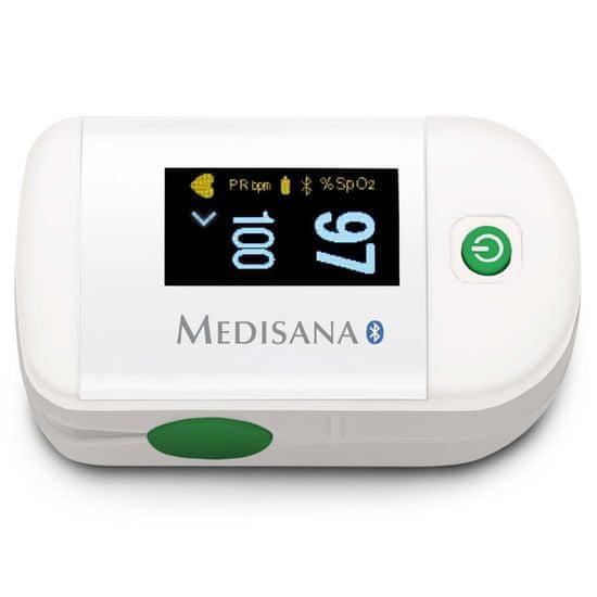 shumee Medisana PM 100 Connect pulzni oksimeter, bel