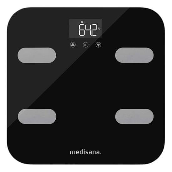 shumee Medisana Balance BS 602 Povežite se z analizo sestave telesa, Wi-Fi in Bluetoothom