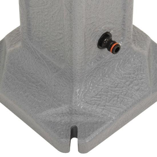 shumee faucet s vodním snímačem, vzhled šedého kamene