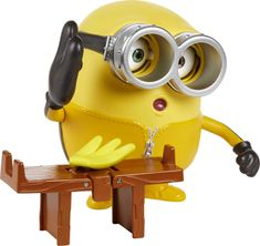 Mattel Minionki wielki bandyta Bob