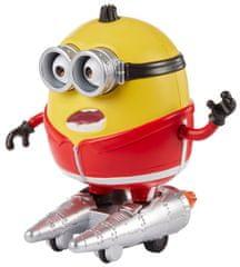Mattel Minionki wielki bandyta Otto