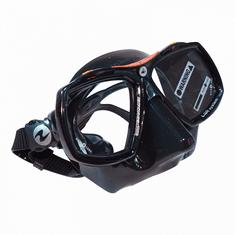 AQUALUNG LOOK 2 maska pomarańczowo-czarny