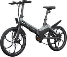 Vivax MS Energy E-bike i10, czarny szary