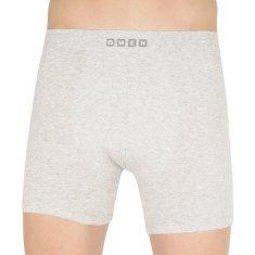 Bellinda Pánske boxerky sivé (BU858445-029) - veľkosť L