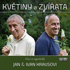 Kraus Ivan: Květiny a zvířata - CD