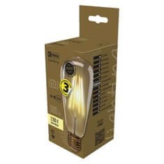 Emos LED žarnica Vintage ST64 4W E27 WW+