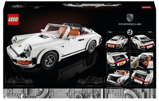 LEGO model Creator 10295 Porsche 911