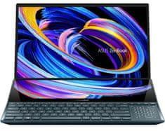 Asus ZenBook Pro Duo 15 UX582LR-OLED-H2013R prenosnik, temno moder