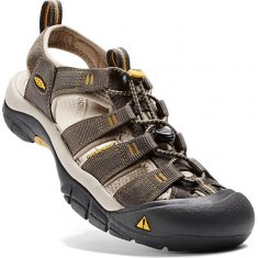 KEEN NEWPORT H2 1008399 moški sandali krokar / aluminij (Velikost 44)