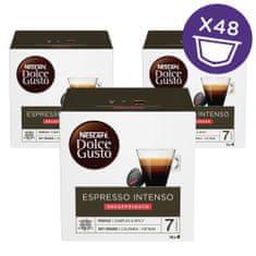 NESCAFÉ kávové kapsule Dolce Gusto Espresso Intenso Decaffeinato - 16 kapsúl v balení