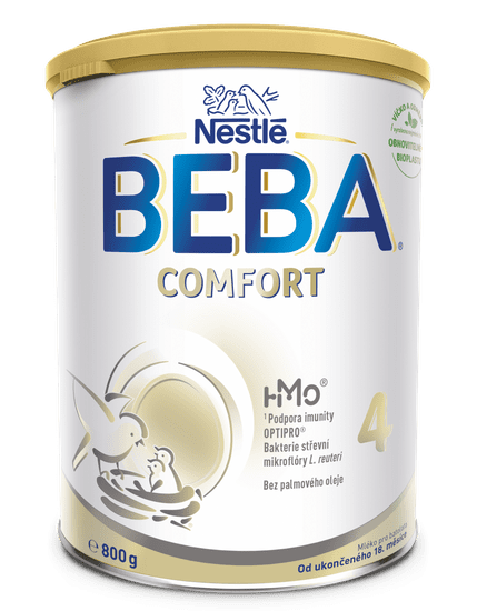 BEBA COMFORT HM-O 4 - (6x800 g)