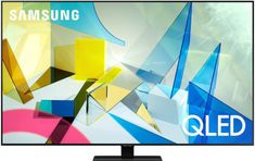 Samsung QE55Q80TATXXH QLED Smart LED TV, 138 cm, Ultra HD, Quantum HDR 1500