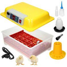 ECD Germany Plně automatický inkubátor pro 24 slepičích vajec