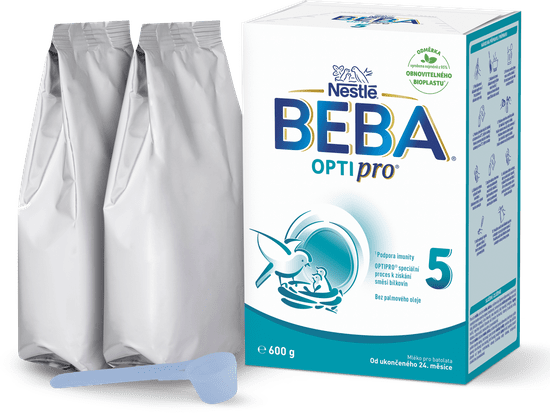 BEBA OPTIPRO 5 (6x600 g)