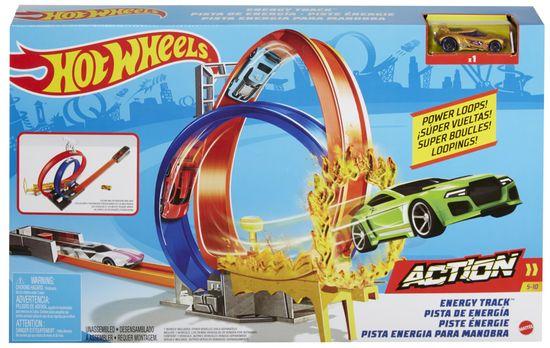 Hot Wheels Ognjeni tir