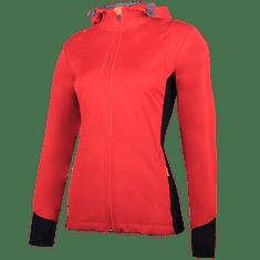 MAYA MAYA Ženska lahka tekaška jakna - Sekai, rdeča