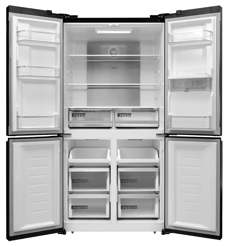 Concept americká chladnička LA8891bc