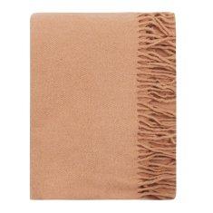 Cozy Blankets Bavlněný pléd Merino 170x205 cm béžová