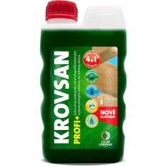 Color Company Krovsan Profi+ hnedý 1l - na ochranu dreva