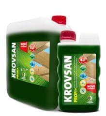 Color Company Krovsan Profi+ zelený 5l - na ochranu dreva