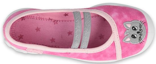 Befado 116X290 Blanca papuče za djevojčice
