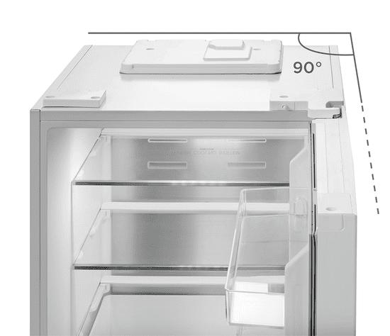 Concept chladnička LK6460wh
