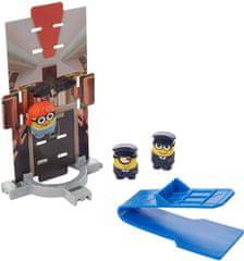 Mattel Katapulta Minionki multipack Cesta